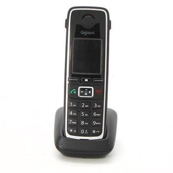 Bezdrátový telefon Gigaset C530HX černý