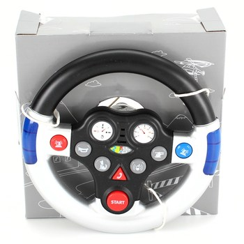 Volant BIG Rescue-Sound-Wheel