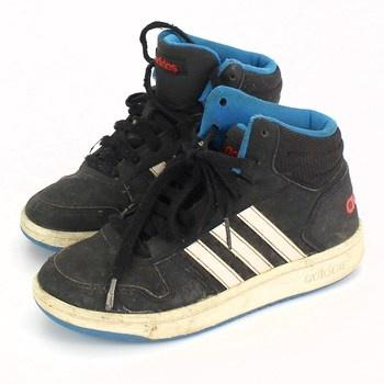 Dětské kotníkové boty Adidas na zavazování