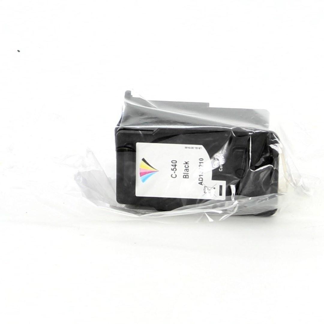 Inkoustová náplň Compedo C-540 černá