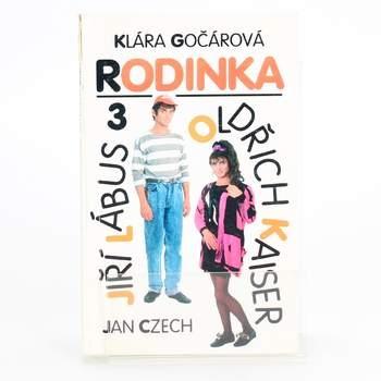 Kniha Rodinka3- Klára Gočárová