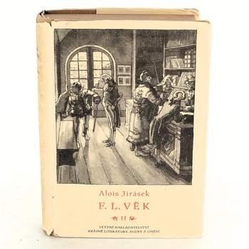 Kniha Alois Jirásek: F. L. Věk II.