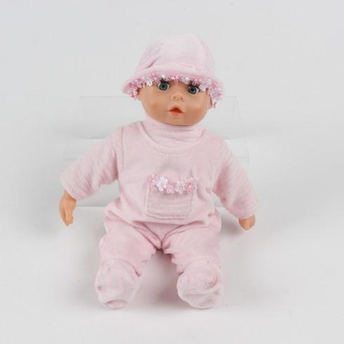Panenka Bayer First Words Baby