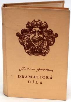 Divadelní hra J. Zeyer: Dramatická díla III