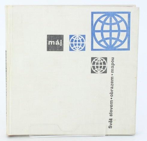 Kniha Svět slovem, obrazem a mapou