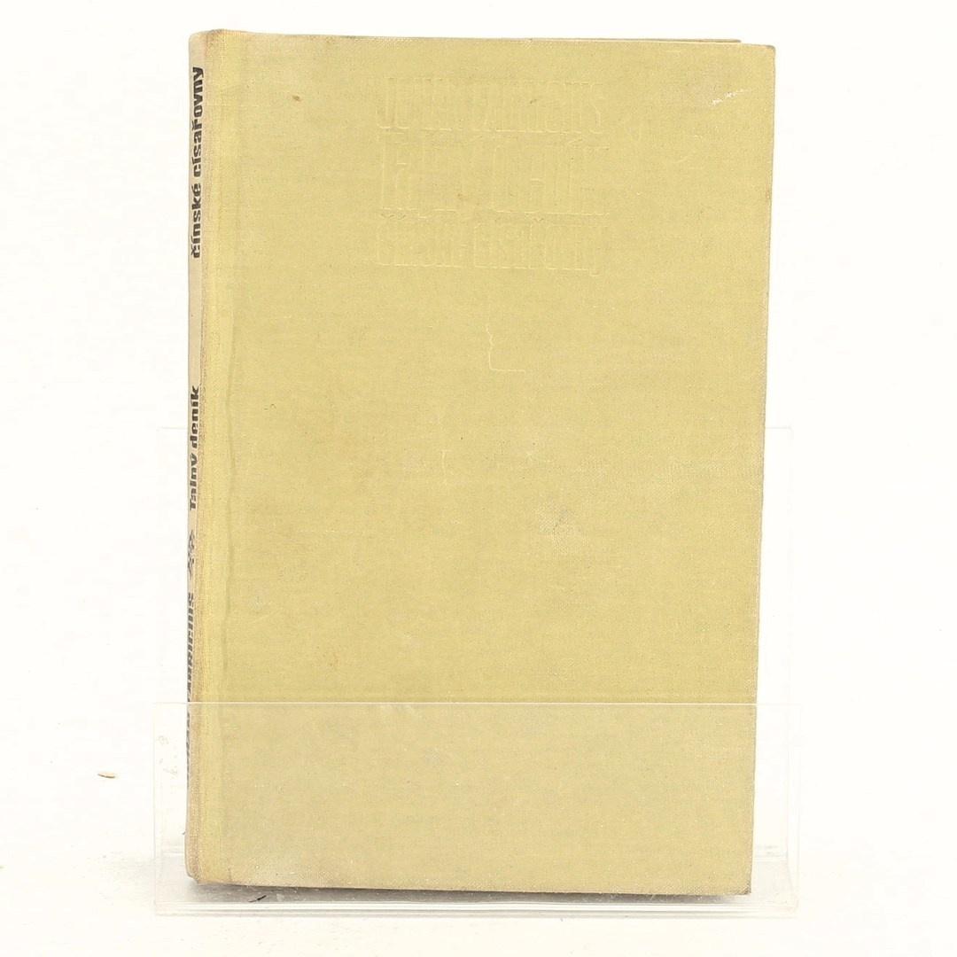 Johan Fabricius: Tajný deník čínské císařovny