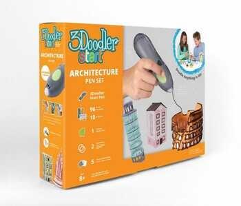 Startovací sada 3Doodler architekt