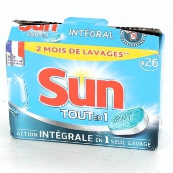 Tablety do myčky Sun Tout-en-1