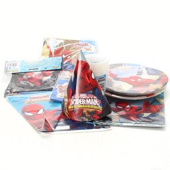Párty dekorace motiv Spider Man
