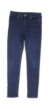 Dámské kalhoty F&F pruhované