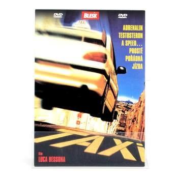 DVD film Hollywood Taxi