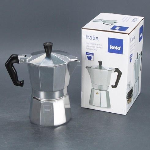Espresso konvička Kela Italia