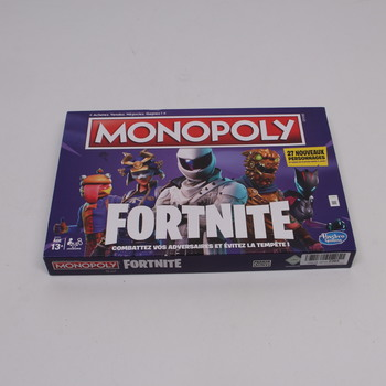 Stolní hra Monopoly Fortnite Hasbro Gaming