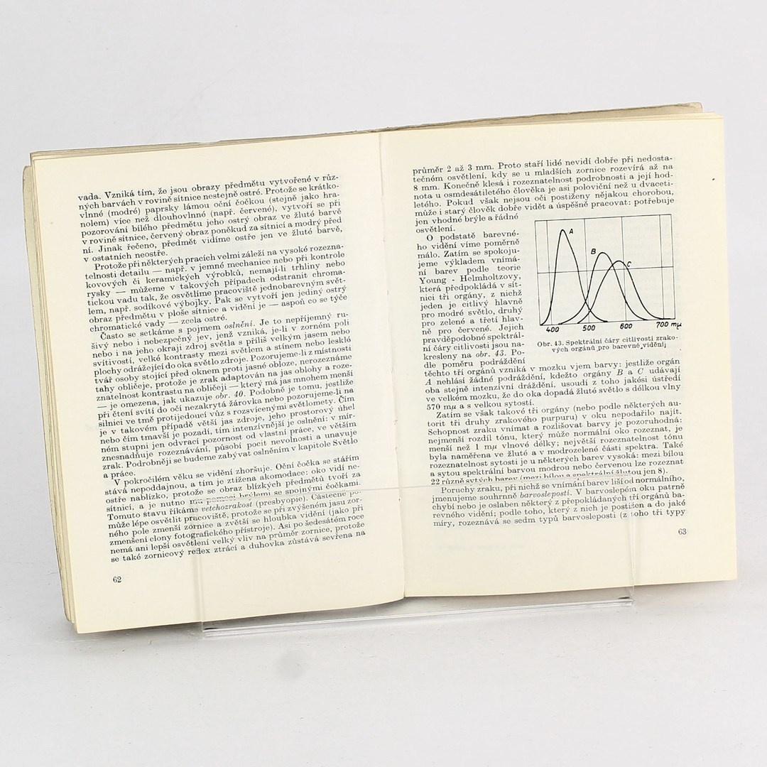 Kniha Světlo v teorii a v praxi