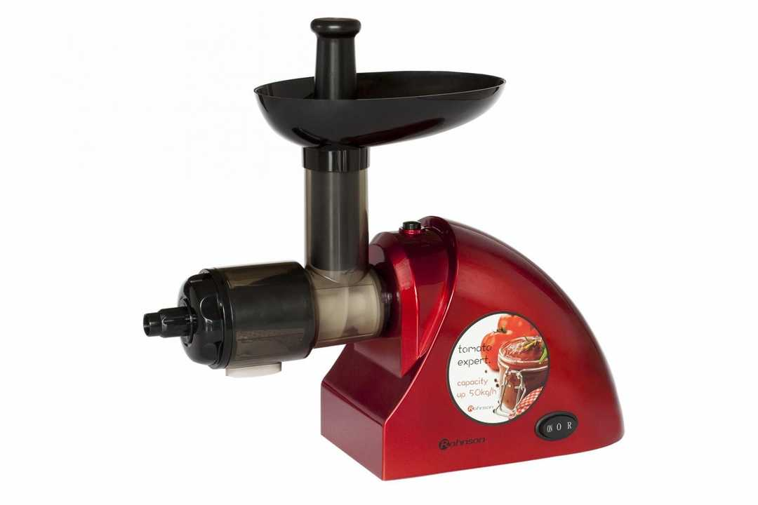 Elektrický mlýnek Rohnson na rajčata