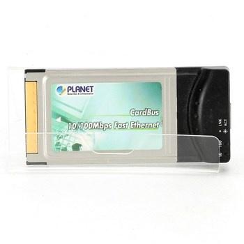 CardBus síťová karta Planet ENW-3504FC