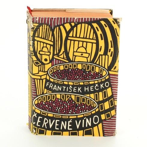 František Hečko - Červené víno