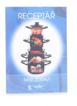 Kuchařka Zepter Elizabeta Monarov: Receptář