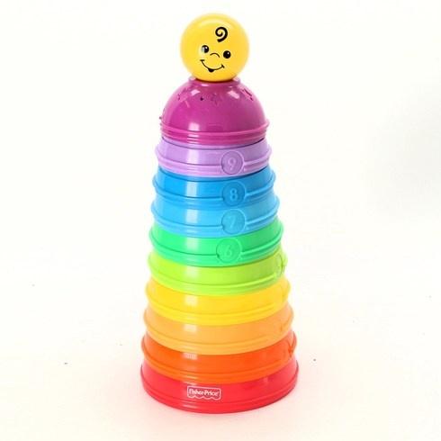 Plastová hračka Fisher-Price K7166 věž