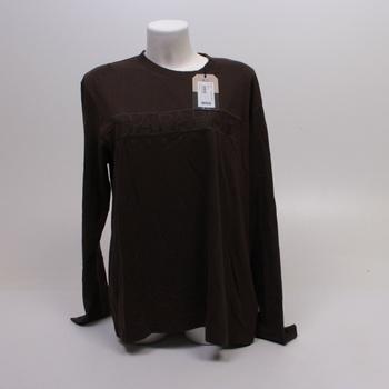 Pánské tričko Napapijri N0YIX0 SERBER LS