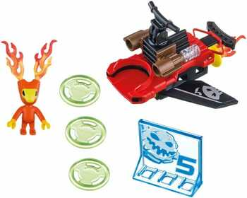 Stavebnice Playmobil 6834 Sparky