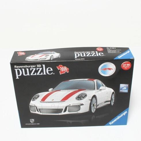 3D puzzle Ravensburger Porsche 911R