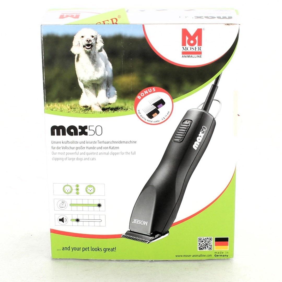Strojek na stříhání Moser Max50 1250