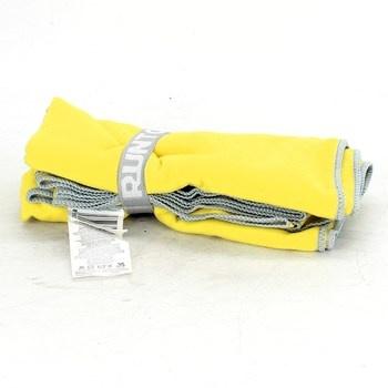 Sportovní osuška Runto žlutá