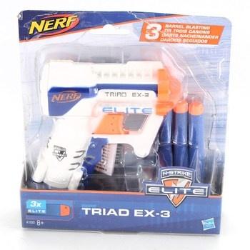 Pistole NERF Elite Triad EX-3
