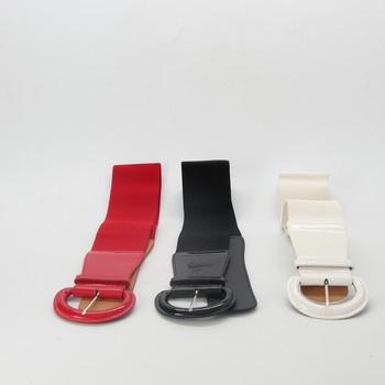 Dámské pásky více barev 3 ks