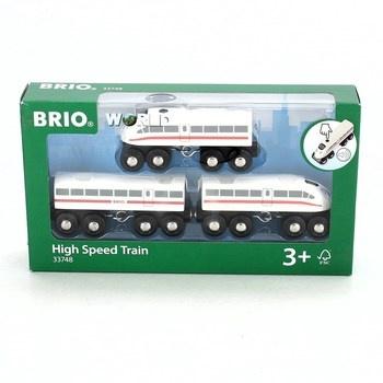 Vláčkodráha Brio High Speed Train 33748