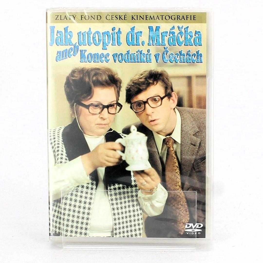 DVD Jak utopit doktora Mráčka