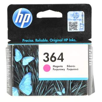 Inkoustová cartridge HP CB319EE 364 magenta