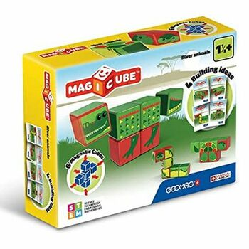 Magnetické kostky Magicube Geomag 133