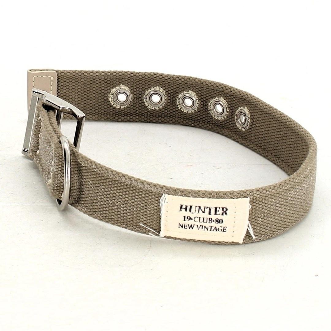 Textilní obojek pro psy Hunter