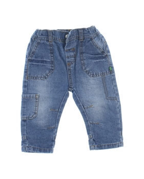 Kojenecké džíny Ergee modré