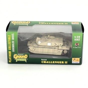 Model tanku Easy Model Challenger II