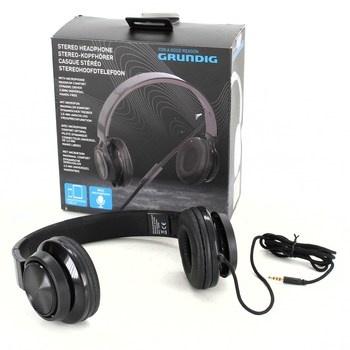 Sluchátka Grundig 2045466 černá