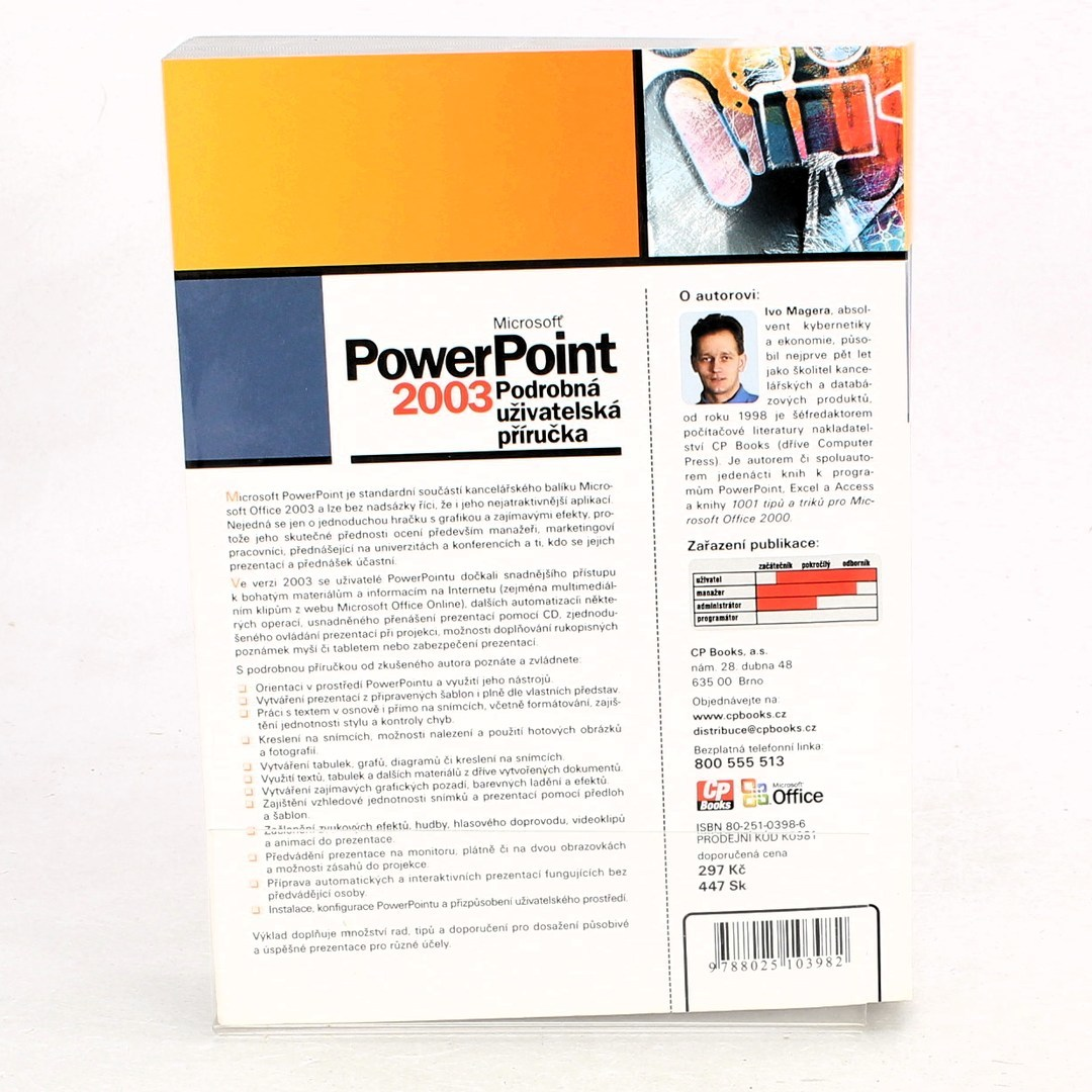 Ivo Magera: Power Point 2003