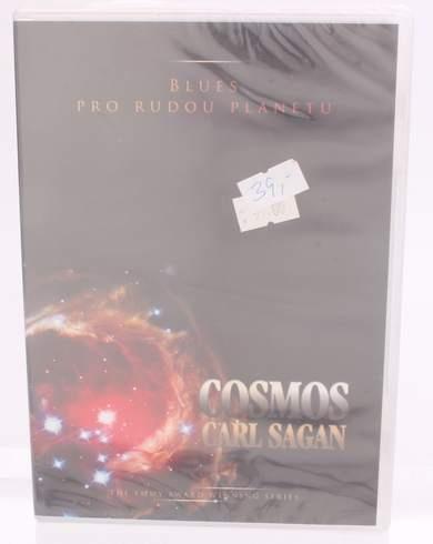 DVD Cosmos: Blues pro rudou planetu