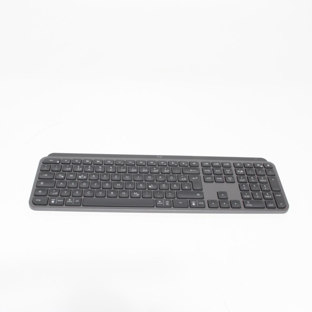 Bezdrátová klávesnice Logitech MX KEYS