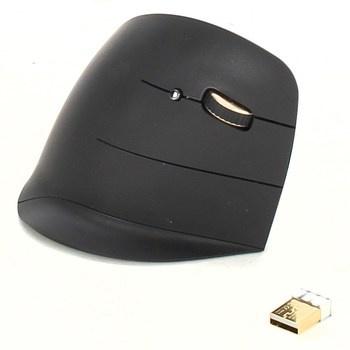Vertikální bezdrátová myš Evoluent C pravá