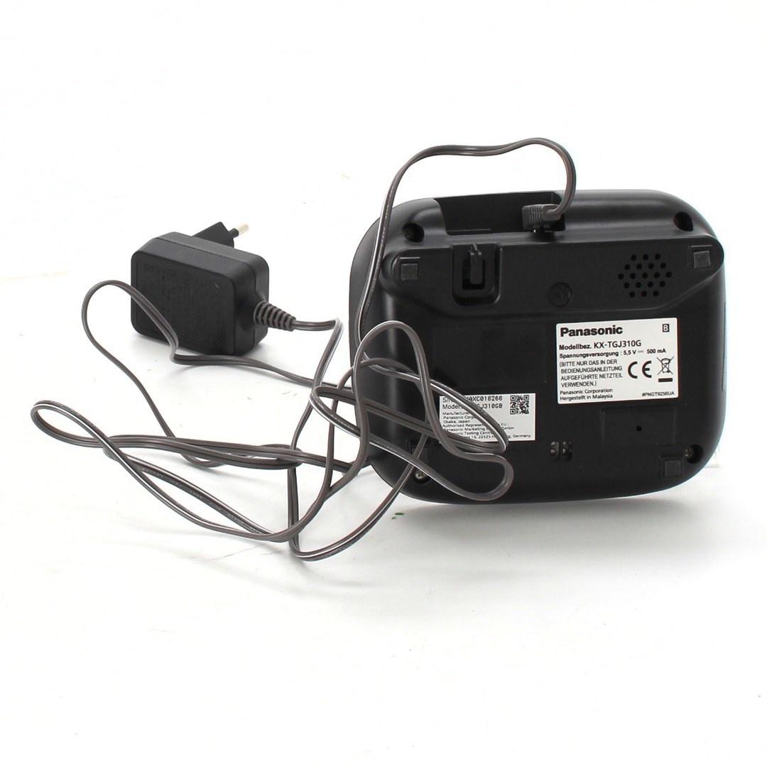 Bezdrátový telefon Panasonic KX