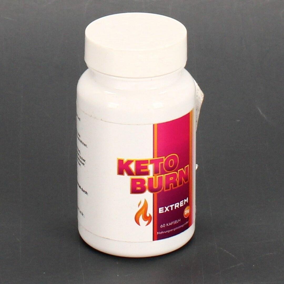 Spalovač tuků Saint Nutrition KETO BURN