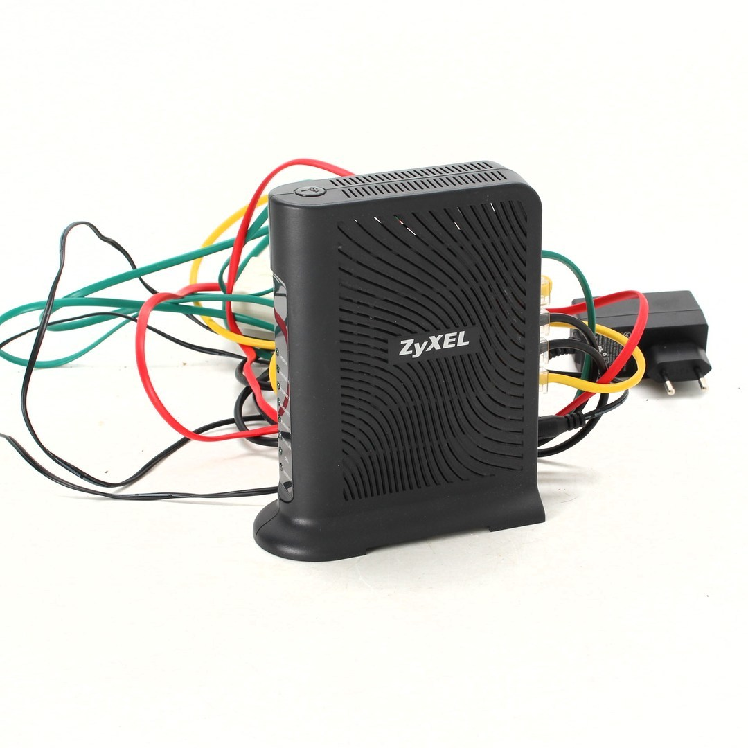 ADSL WiFi router ZyXel P-660HN-T3A
