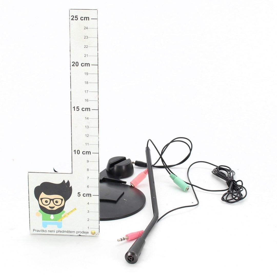 Stolní mikrofon Trust Primo s jackem 3,5 mm