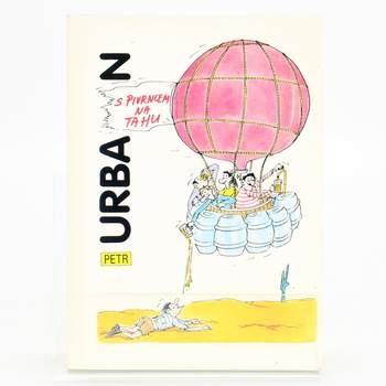Kniha Petr Urban: S Pivrncem na tahu