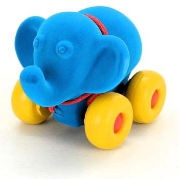 Slon na kolečkách Rubbabu R21129