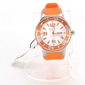 Dámské hodinky Jet Set J55454-868 oranžové