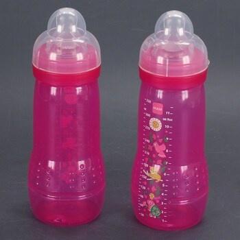 Dětské lahvičky Mam 4014795 6 měs.
